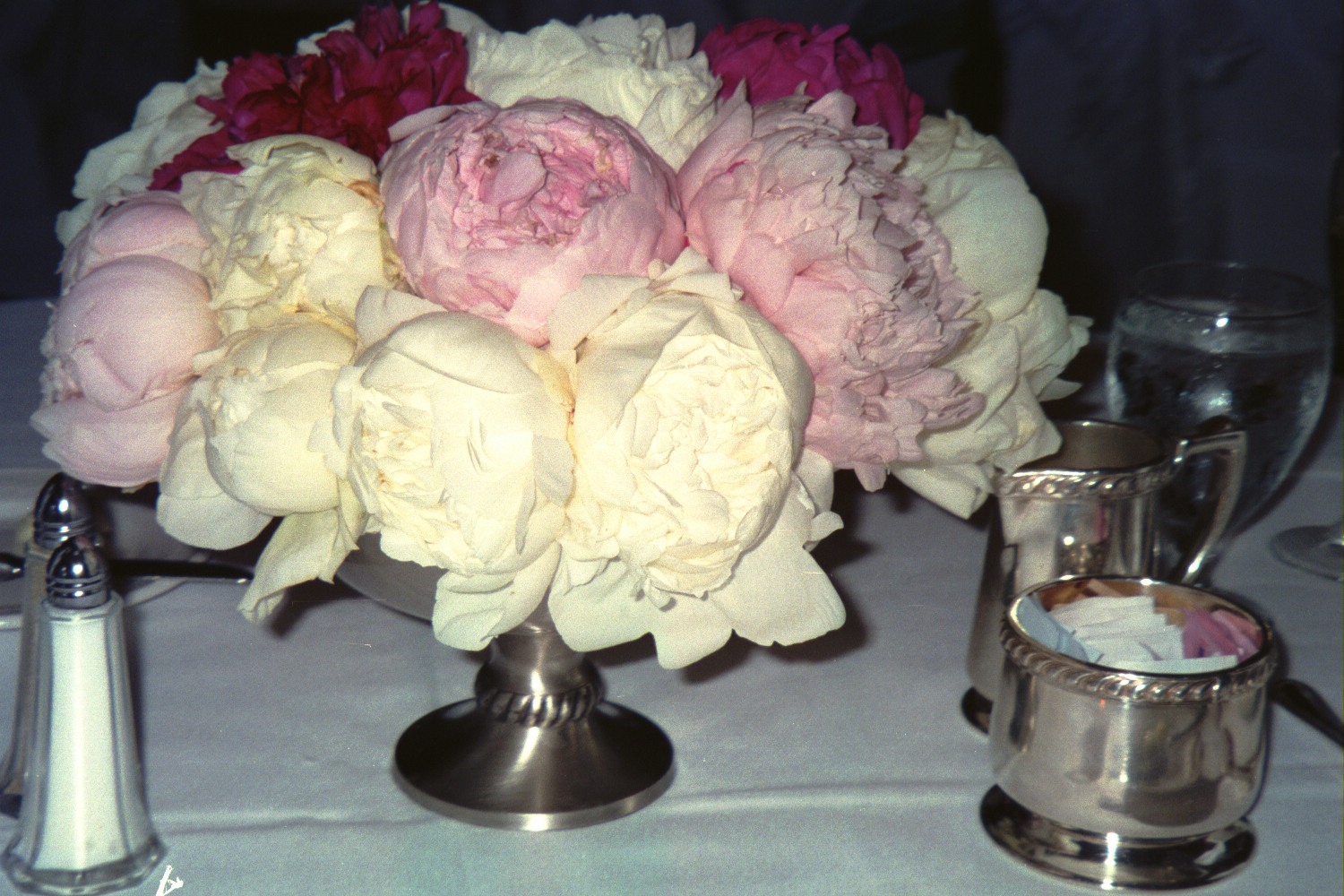 Fresh Cut Peonies For Ritas 39 Wedding
