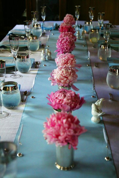 Peony Wedding Flowers For Outdoor Wedding Brides Bouquet Ceremony Flowers