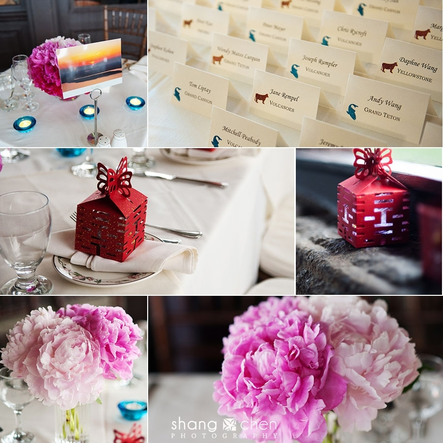 Flowers For Wedding Table Centerpieces: Peonies Wedding Flowers With Roses, Hydrangeas For Jordans